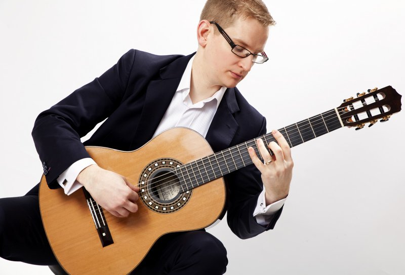 The Act Booker - Luke Classical Guitar  - Book & Hire the best live entertainment